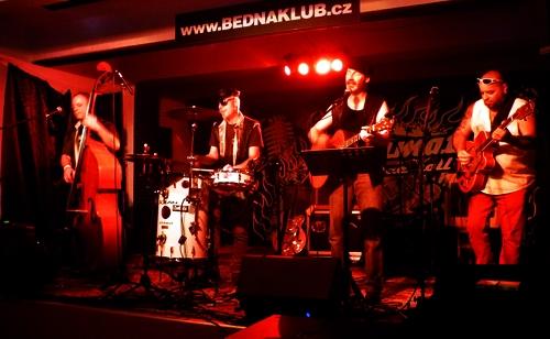 Klub Bedna prosinec 2016