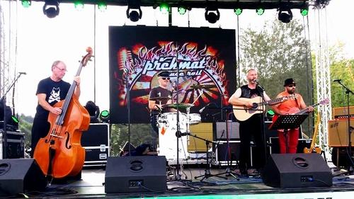 Festival Mníšek u Liberce 8.2014